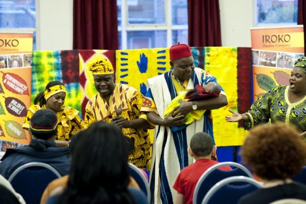 IROKO Theatre Company, Sharing Heritage