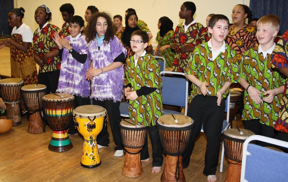 IROKO Drumming Workshop