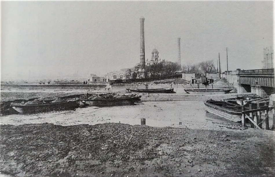 Channelsea Abbey Mills Pump Newham Archives