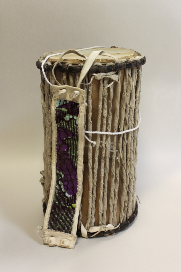 IROKO - talking drum at Newham Archives