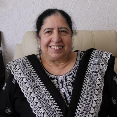 Bushra Nasir