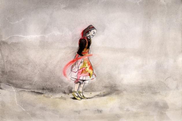 Orly Orbach - Shpresa_Solo dancer