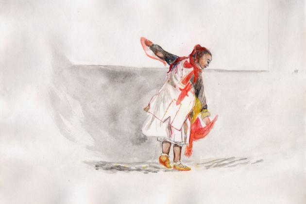 Orly Orbach -Shpresa_dancer 1
