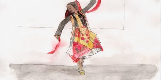 Orly Orbach - Shpresa_dancer 2