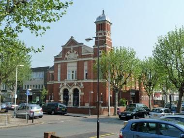 The Harold Road Centre Image courtesy Robin Webster