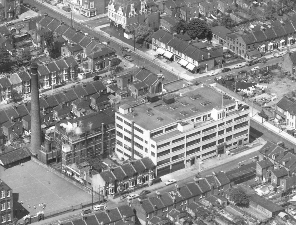 Trebor Factory 1971